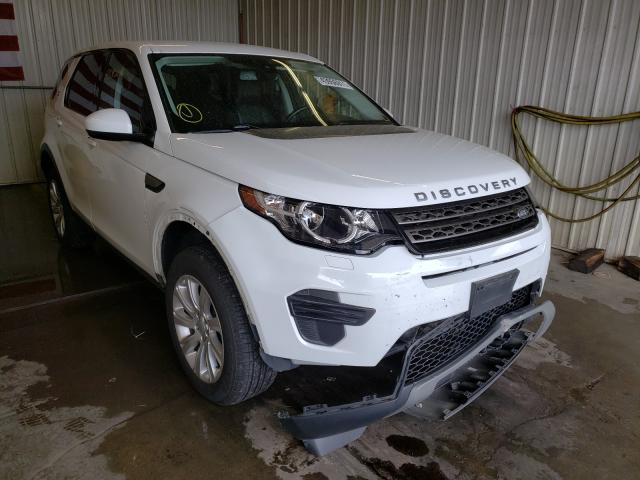 Salvage cars for sale from Copart Avon, MN: 2017 Land Rover Discovery