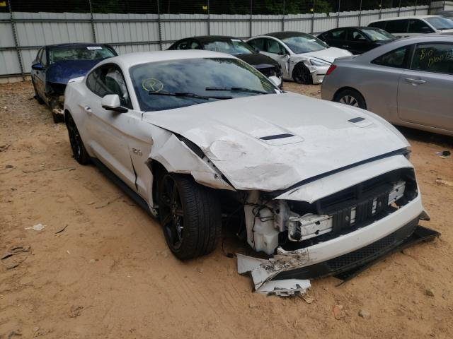 Salvage cars for sale from Copart Austell, GA: 2019 Ford Mustang GT