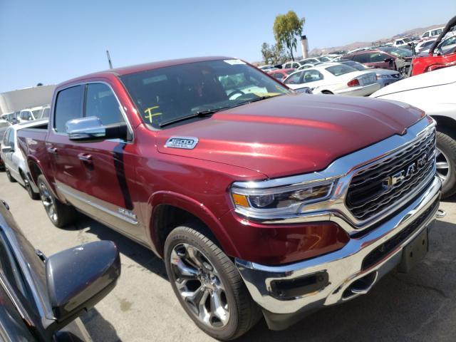 Vehiculos salvage en venta de Copart Martinez, CA: 2019 Dodge RAM 1500 Limited