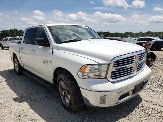 Salvage cars for sale from Copart Ellenwood, GA: 2014 Dodge RAM 1500 SLT