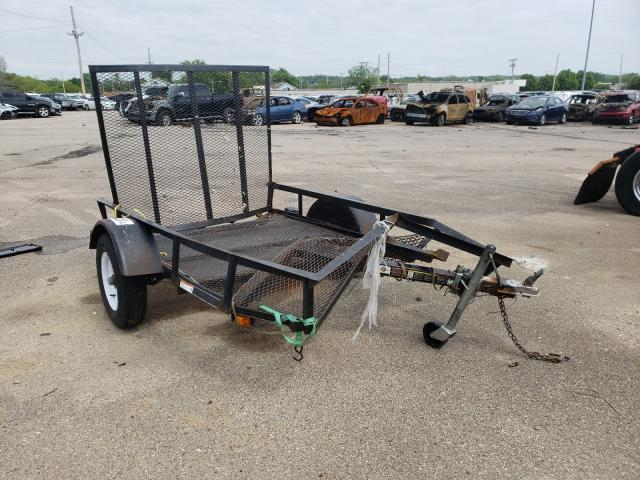 Salvage cars for sale from Copart Moraine, OH: 2015 Unknown Trailer