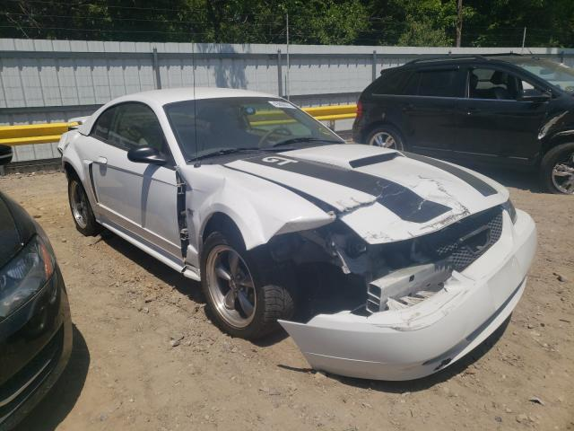 Salvage cars for sale from Copart Glassboro, NJ: 2003 Ford Mustang GT