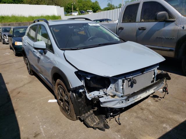Subaru salvage cars for sale: 2020 Subaru Crosstrek
