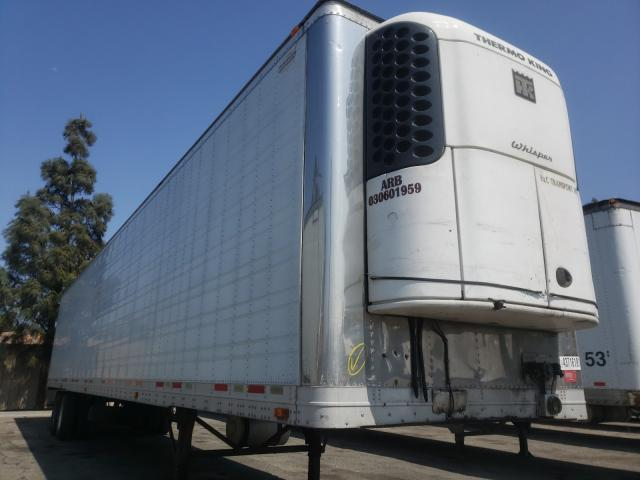 Salvage cars for sale from Copart Rancho Cucamonga, CA: 2005 Wabash Trailer