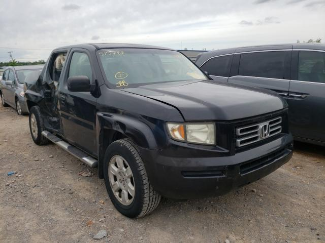 Salvage cars for sale from Copart Oklahoma City, OK: 2007 Honda Ridgeline