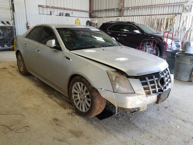 Salvage cars for sale from Copart Abilene, TX: 2012 Cadillac CTS