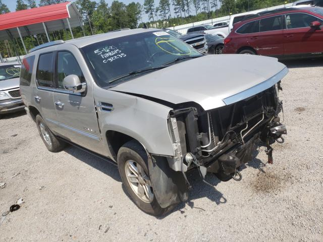 Salvage cars for sale from Copart Harleyville, SC: 2009 Cadillac Escalade L