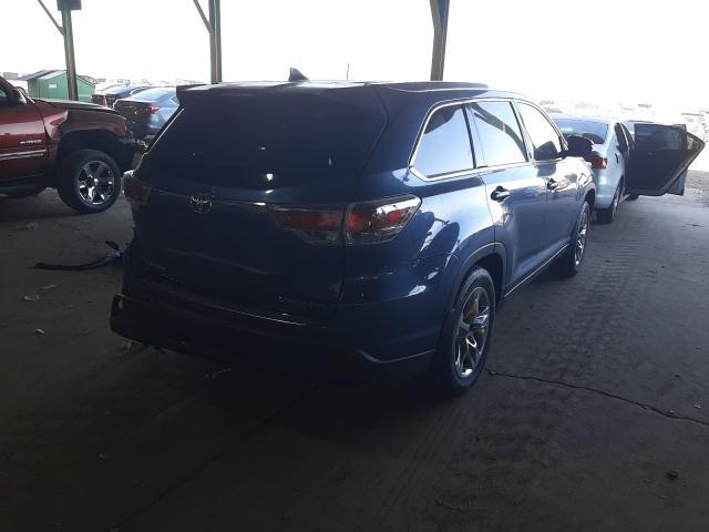 2015 Toyota Highlander 3.5L, VIN: 5TDDKRFH5FS******, аукцион: COPART, номер лота: 43777611