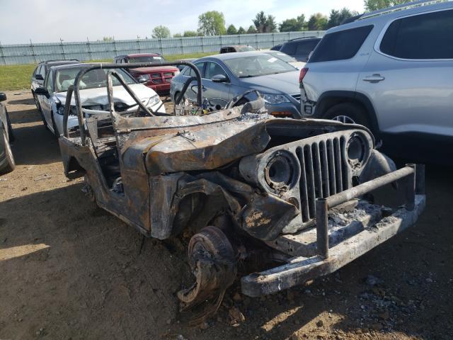 Jeep CJ salvage cars for sale: 1975 Jeep CJ