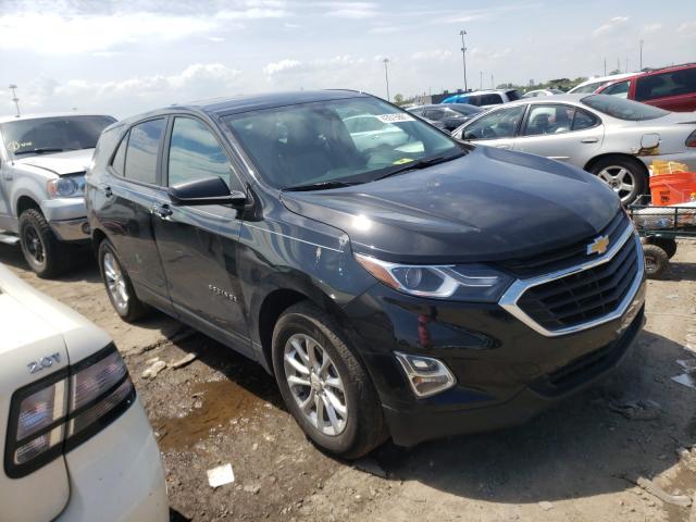 Vehiculos salvage en venta de Copart Woodhaven, MI: 2020 Chevrolet Equinox LS