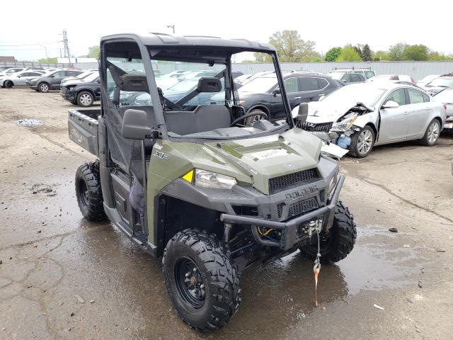 Polaris salvage cars for sale: 2017 Polaris Ranger XP