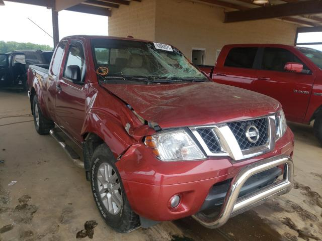 2015 NISSAN FRONTIER S 1N6AD0CW8FN742566