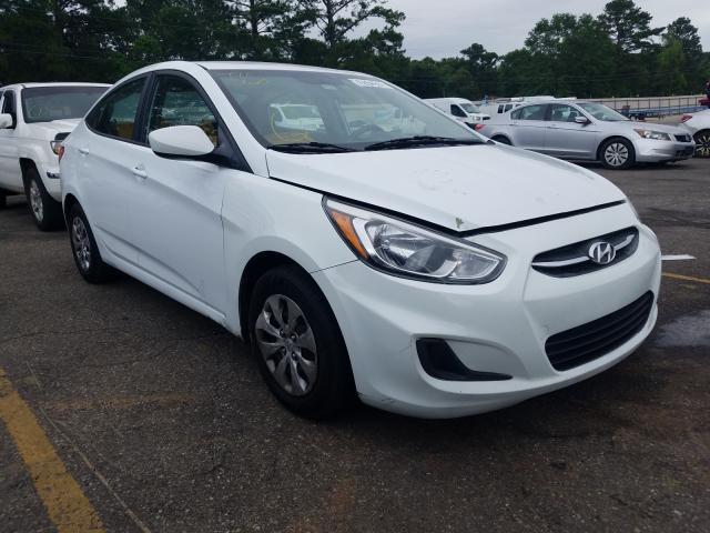 2016 Hyundai Accent SE en venta en Eight Mile, AL