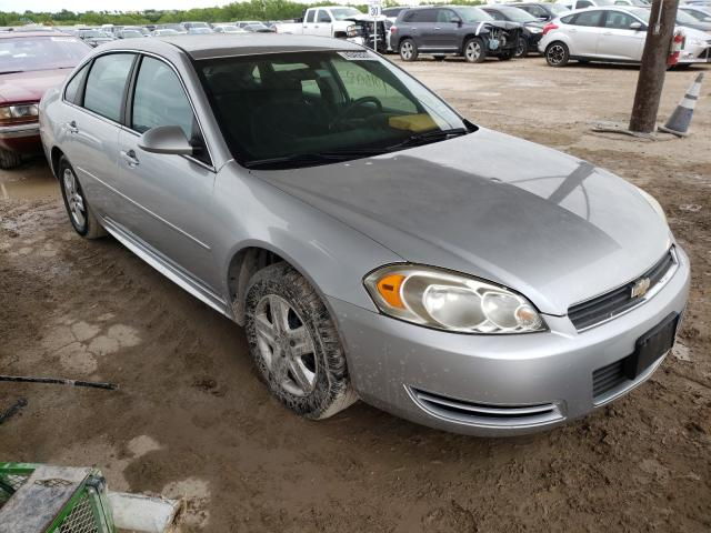 Salvage cars for sale from Copart Temple, TX: 2010 Chevrolet Impala LS