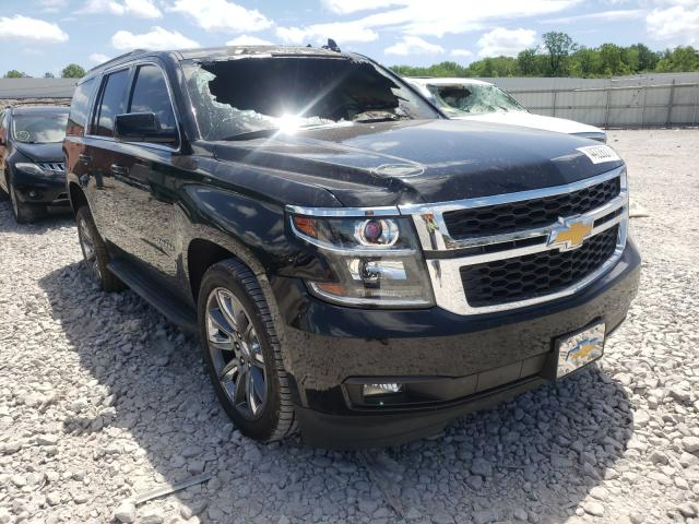 Chevrolet Tahoe salvage cars for sale: 2015 Chevrolet Tahoe