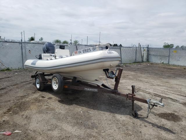 2005 Novu Boat With Trailer for sale in Eldridge, IA