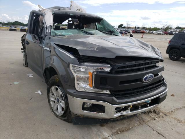 Vehiculos salvage en venta de Copart Grand Prairie, TX: 2020 Ford F150 Super