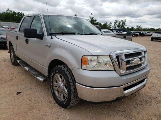 Salvage cars for sale from Copart Oklahoma City, OK: 2008 Ford F150 Super