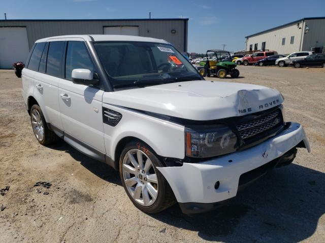 Salvage cars for sale from Copart Chatham, VA: 2013 Land Rover Range Rover