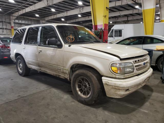 Salvage 1996 FORD EXPLORER - Small image. Lot 44514861