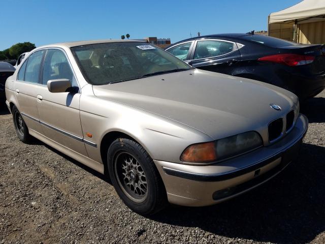 BMW Vehiculos salvage en venta: 1989 BMW 528 I Automatic