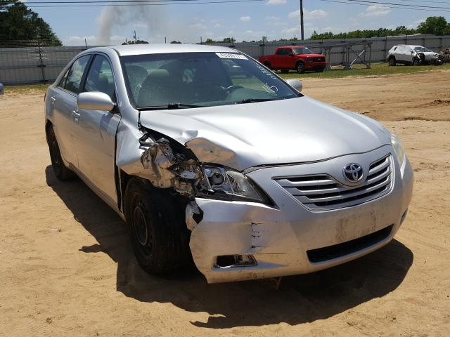 Salvage cars for sale from Copart Newton, AL: 2009 Toyota Camry Base