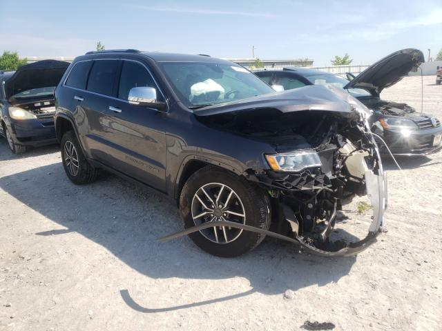 Salvage cars for sale from Copart Walton, KY: 2020 Jeep Grand Cherokee
