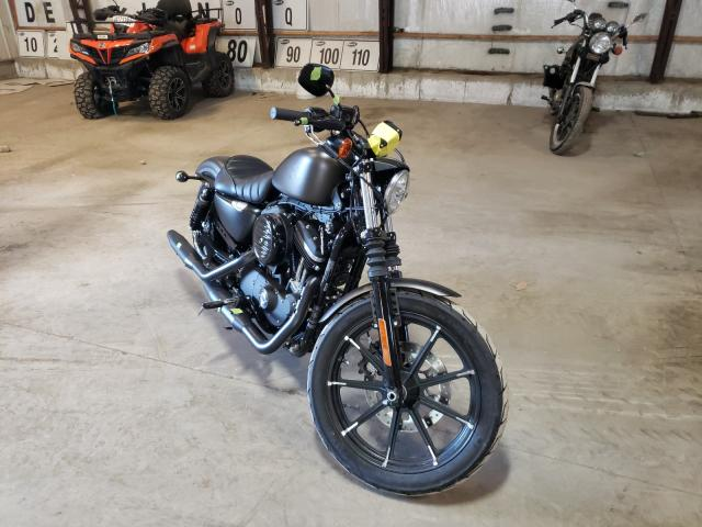 Harley-Davidson XL883 N salvage cars for sale: 2021 Harley-Davidson XL883 N