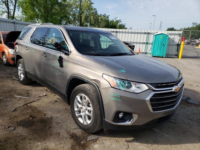 Vehiculos salvage en venta de Copart West Mifflin, PA: 2018 Chevrolet Traverse L
