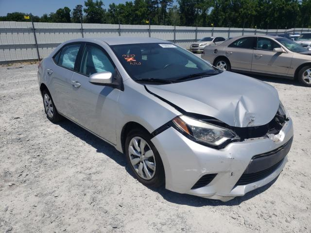 Toyota salvage cars for sale: 2014 Toyota Corolla