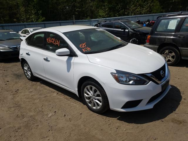2018 Nissan Sentra S for sale in Lyman, ME