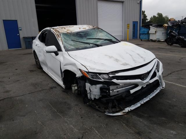 Toyota salvage cars for sale: 2019 Toyota Camry L