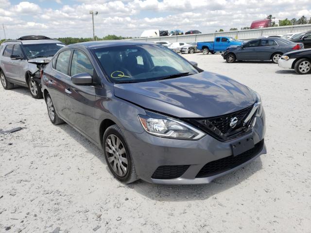 Nissan Vehiculos salvage en venta: 2017 Nissan Sentra S