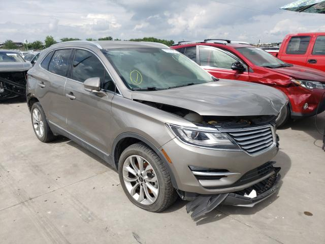 Vehiculos salvage en venta de Copart Grand Prairie, TX: 2017 Lincoln MKC Select