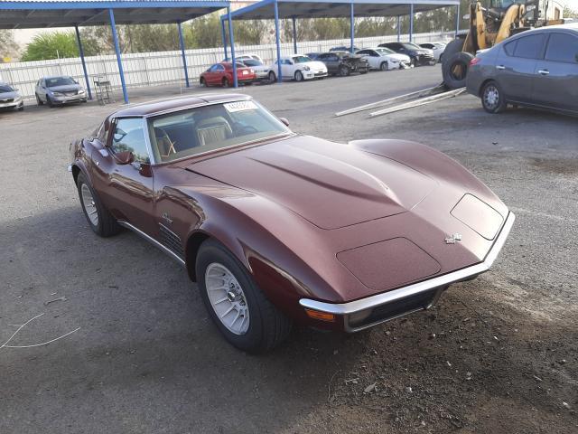 1971 Chevrolet Corvette en venta en Las Vegas, NV