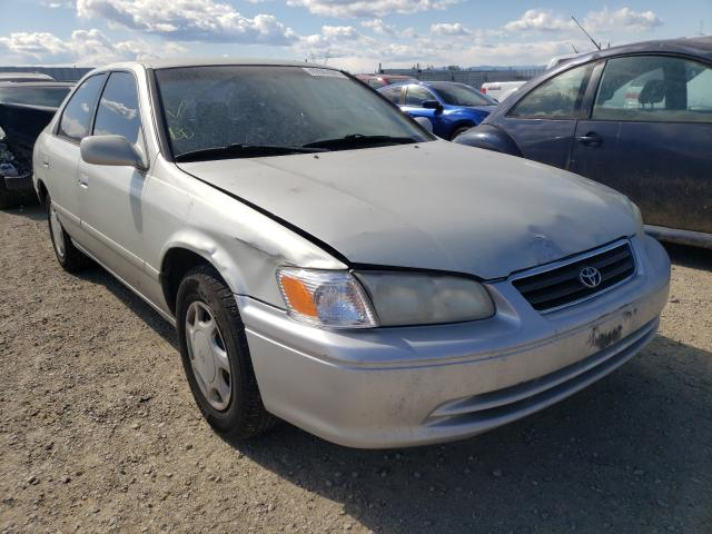 Salvage cars for sale from Copart Anderson, CA: 2000 Toyota Camry CE
