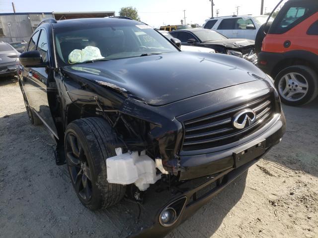 Vehiculos salvage en venta de Copart Los Angeles, CA: 2016 Infiniti QX70