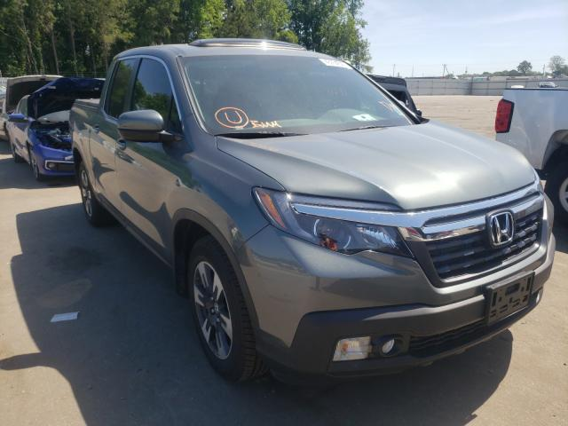 Salvage cars for sale from Copart Dunn, NC: 2019 Honda Ridgeline