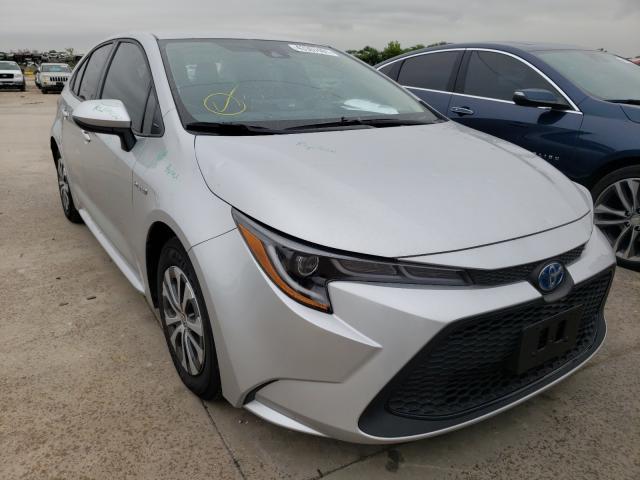 2021 Toyota Corolla LE en venta en Grand Prairie, TX