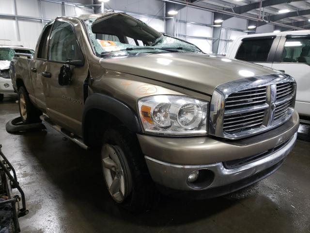 Vehiculos salvage en venta de Copart Ham Lake, MN: 2007 Dodge RAM 1500 S