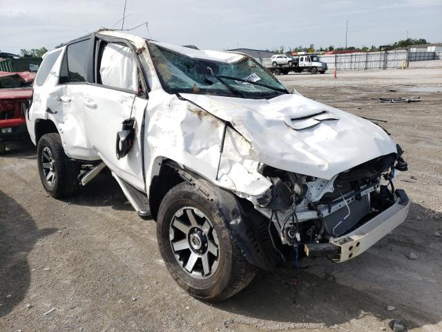 Salvage cars for sale from Copart Alorton, IL: 2019 Toyota 4runner SR