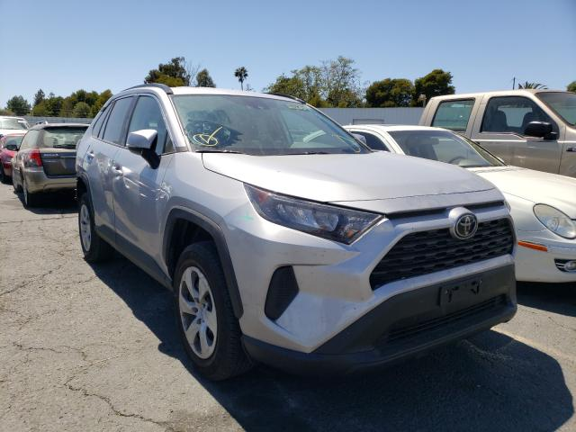 Salvage cars for sale from Copart Vallejo, CA: 2019 Toyota Rav4 LE