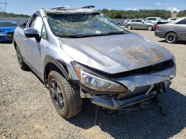 Salvage cars for sale from Copart Anderson, CA: 2019 Subaru Crosstrek