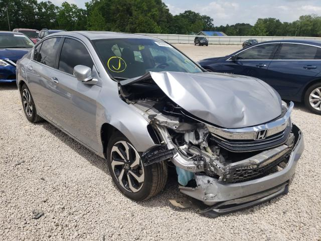 Salvage cars for sale from Copart Theodore, AL: 2016 Honda Accord EXL