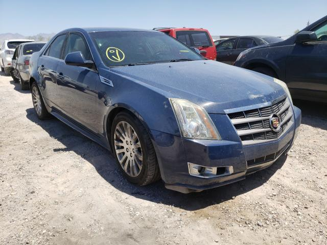 Salvage cars for sale from Copart Tucson, AZ: 2010 Cadillac CTS Perfor