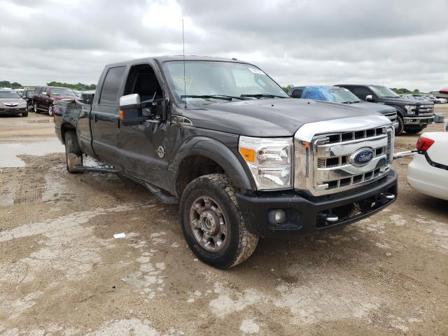 Salvage cars for sale from Copart Temple, TX: 2016 Ford F350 Super