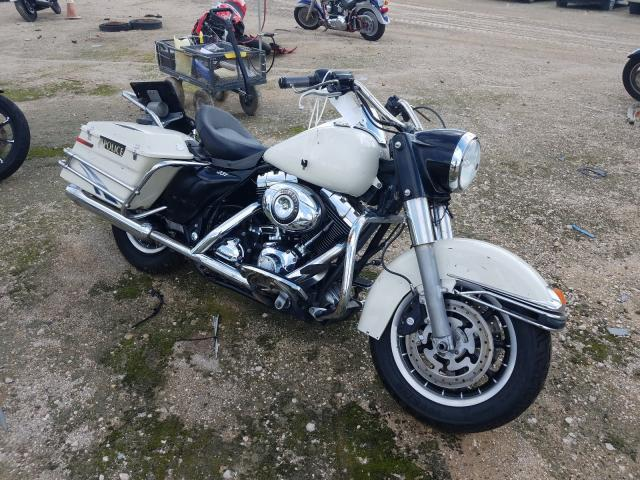 Harley-Davidson Vehiculos salvage en venta: 2008 Harley-Davidson Flhp Police