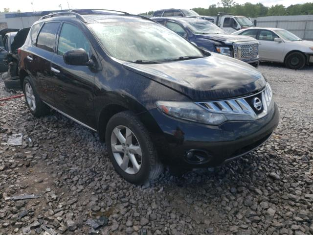 Salvage cars for sale from Copart Hueytown, AL: 2010 Nissan Murano S