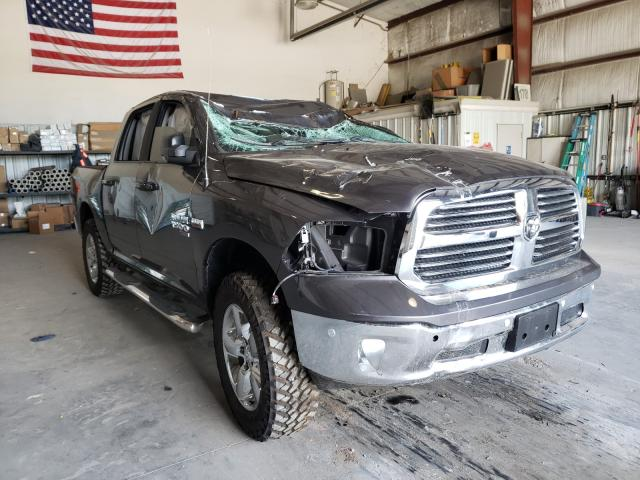 Salvage cars for sale from Copart Savannah, GA: 2019 Dodge RAM 1500 Class