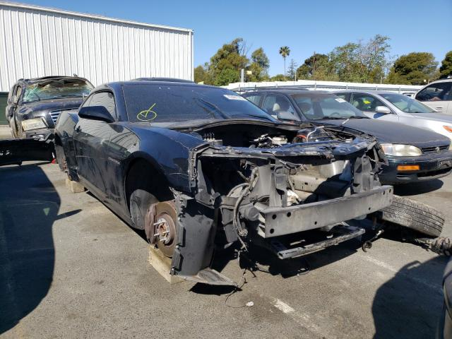 Salvage cars for sale from Copart Vallejo, CA: 2014 Chevrolet Camaro 2SS